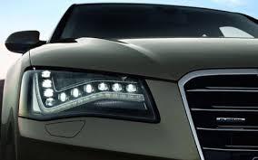 Đèn LED của Audi bị cấm tại Mỹ do thiếu an toàn