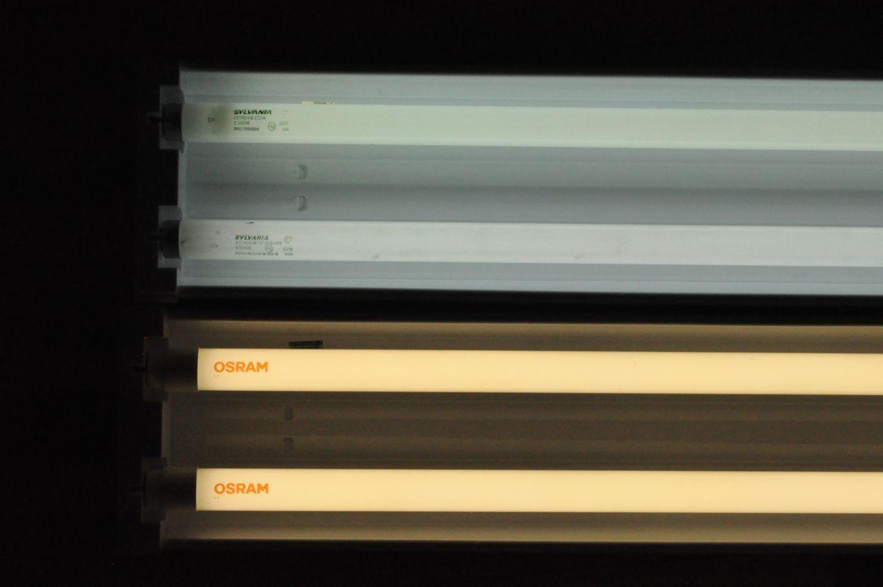 8 vấn đề gặp phải ở đèn huỳnh quang