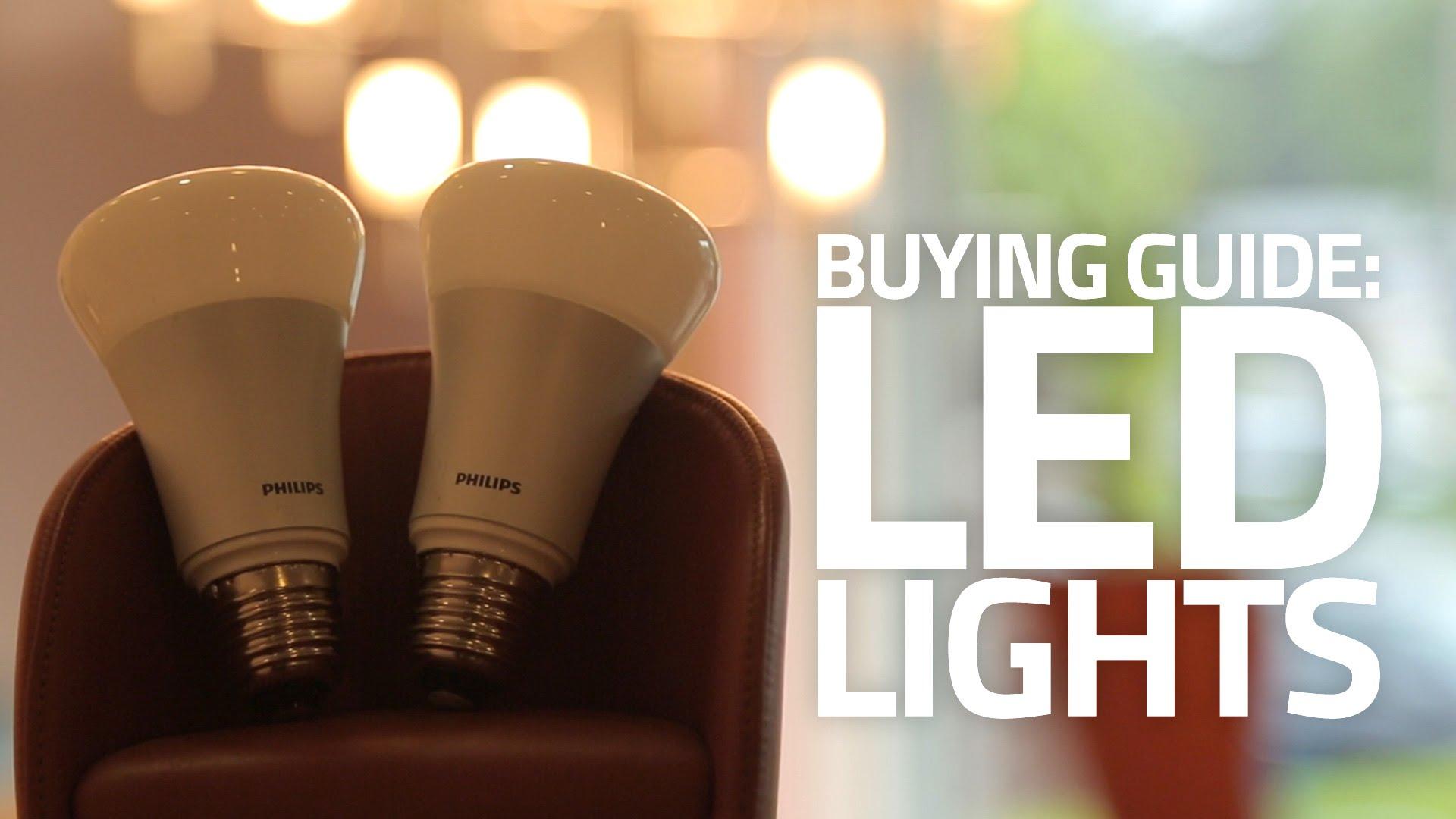 Những quan niệm sai lầm khi chọn mua đèn LED
