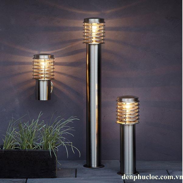 Các loại đèn LED dùng để trang trí sân vườn tuyệt đẹp