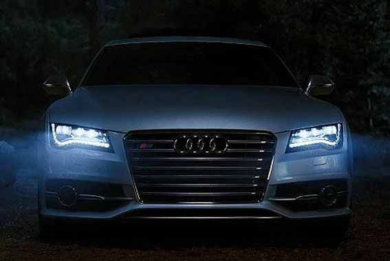 EU chính thức công nhận đèn LED của Audi rất tiết kiệm nhiên liệu