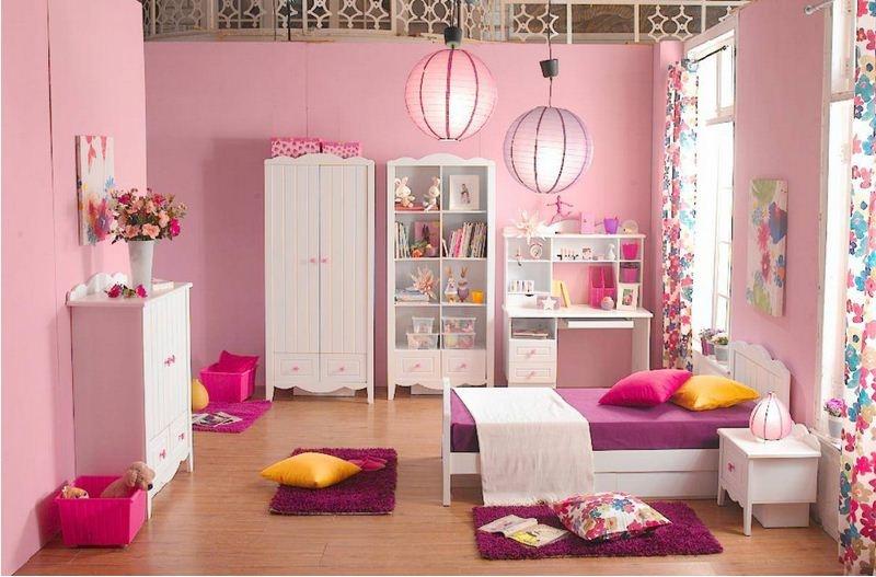 Những điều mà các mẹ nên lưu ý khi lựa chọn đèn cho phòng của các bé