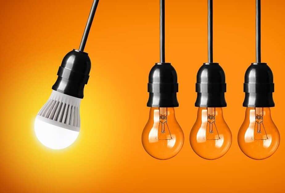 Khái niệm về nguồn sáng và bộ nguồn đèn led