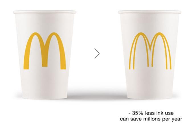 Nếu giảm bớt 35% lượng mực in đang sử dụng, có thể tiết kiệm hàng triệu USD mỗi năm