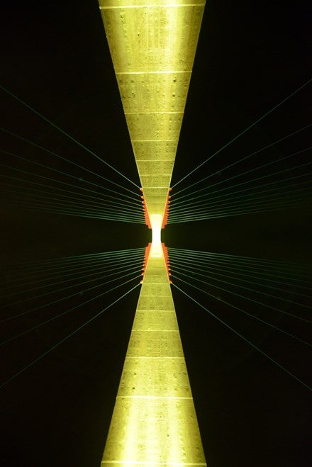Những công trình chiếu sáng đẳng cấp tô đẹp Hà Nội ảnh 2