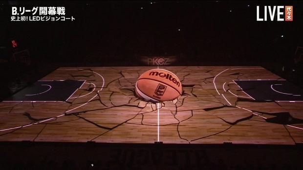 Chán sân truyền thống, người Nhật đã tạo ra sân bóng rổ điện tử đầu tiên trên thế giới - Ảnh 3.