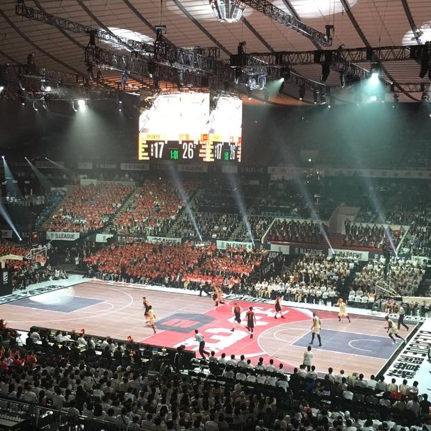 Chán sân truyền thống, người Nhật đã tạo ra sân bóng rổ điện tử đầu tiên trên thế giới - Ảnh 7.