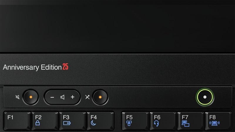 Lenovo trình làng mẫu laptop đặc biệt số lượng có hạn kỷ niệm dòng ThinkPad tròn 25 tuổi - Ảnh 5.