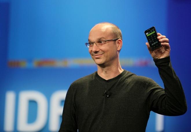 Đến cả cha đẻ của Android cũng ưu tiên pin hơn là jack cắm tai nghe.