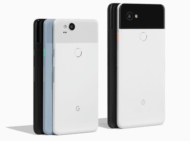 Google năm nay vừa loại bỏ jack tai nghe, vừa ra mắt tai nghe không dây thông minh.