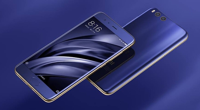 Trên thân hình gợi nhắc đến Galaxy S6/S7 edge, Xiaomi đã học theo quyết định trai cãi nhất của Apple.