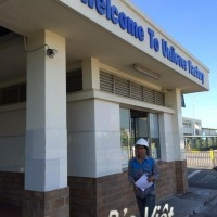 Dự án lắp đặt camera tại Công Ty Unilever Việt Nam