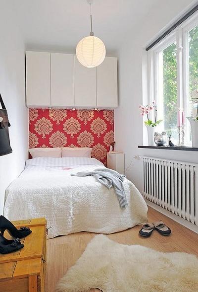 Giường một phía khiến bạn không thoải mái trong ngôi nhà của mình – Nguồn: cuasomoi.vn