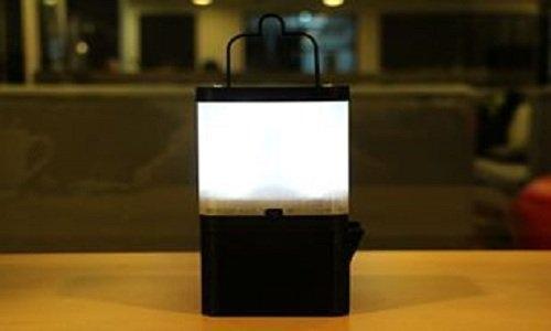 Đèn LED sáng suốt 8 tiếng nhờ nước muối