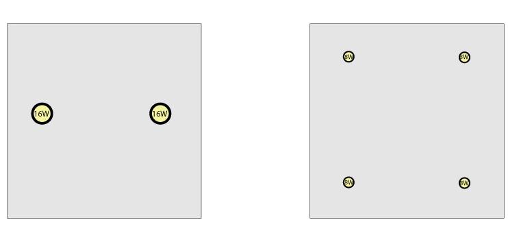 lat-dat-he-thong-den-led-chieu-sang-4 Hướng dẫn lắp đặt hệ thống đèn LED trong thiết kế nội thất