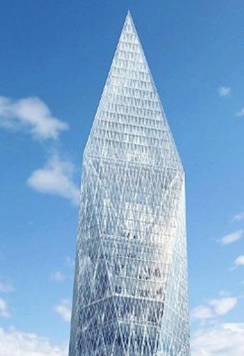 """Hàn Quốc xây tháp """"tàng hình"""" đầu tiên trên thế giới - 3"""