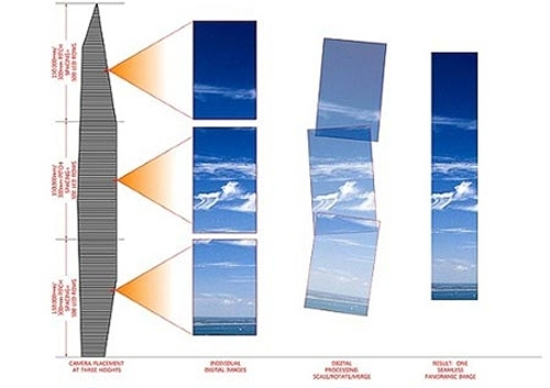 """Hàn Quốc xây tháp """"tàng hình"""" đầu tiên trên thế giới - 2"""