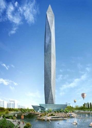 """Hàn Quốc xây tháp """"tàng hình"""" đầu tiên trên thế giới - 4"""