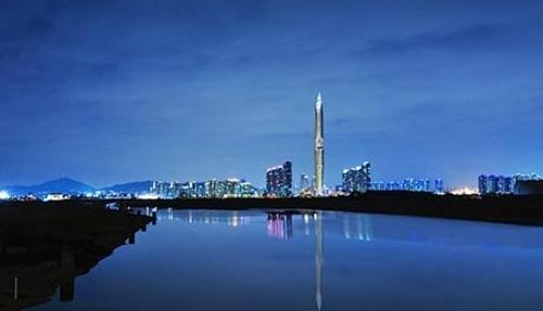 """Hàn Quốc xây tháp """"tàng hình"""" đầu tiên trên thế giới - 7"""