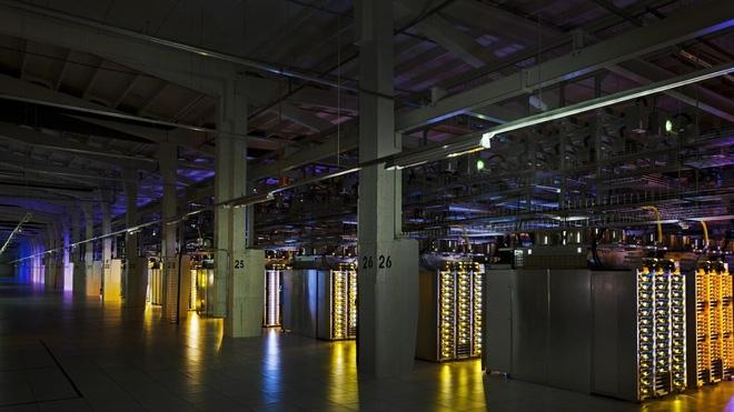 Trung tâm dữ liệu Hamina của Google là một trong nhiều nơi phải trả lời 40,000 câu hỏi trên toàn thế giới trong vòng một giây. Ảnh: Google.