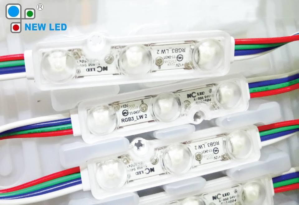 NC LED MODULE HÀN QUỐC RGB3-LW2 CHO CÔNG TRÌNH