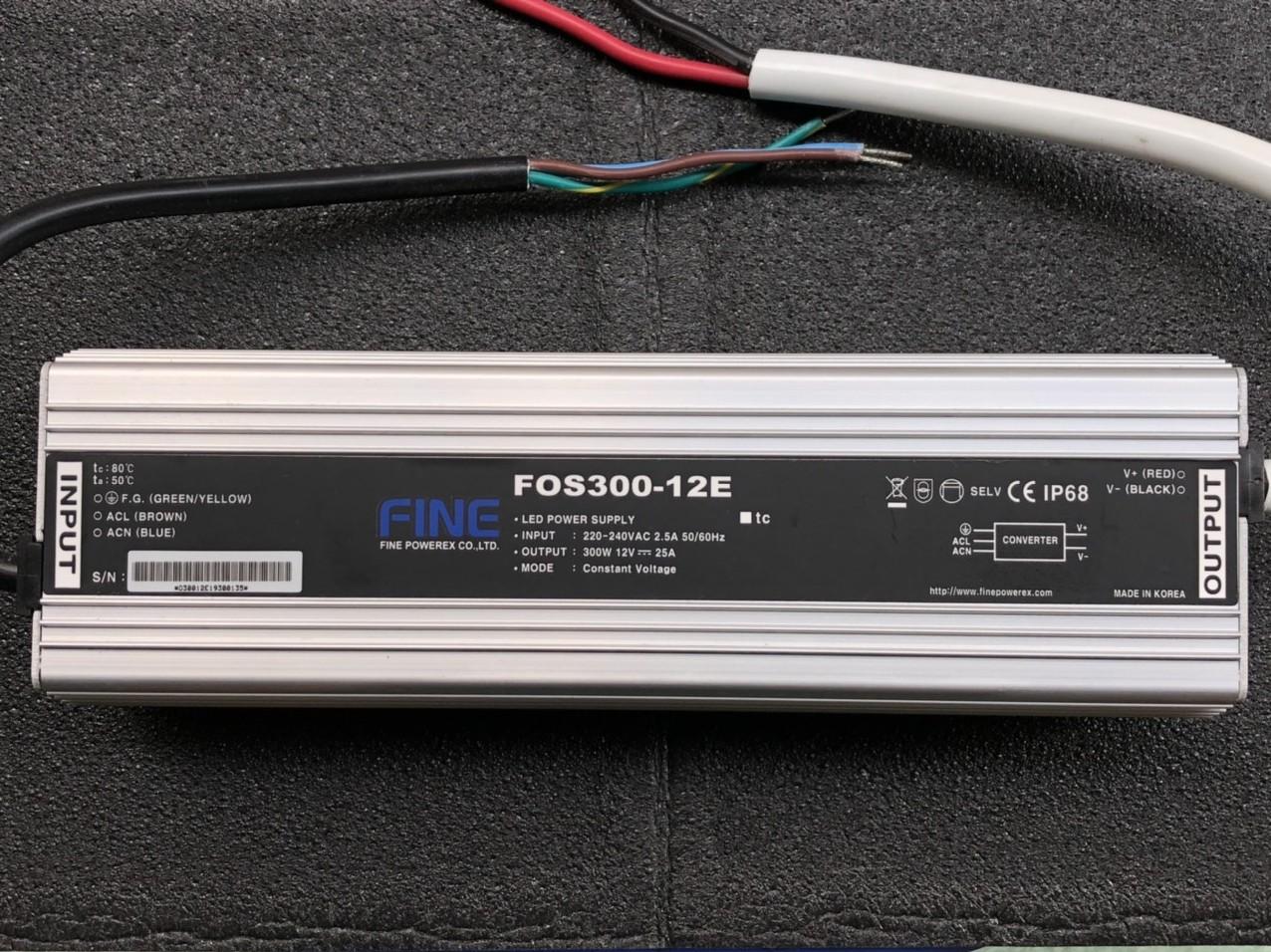 NGUỒN FINE FOS300-12E