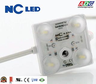 LED MODULE 4 BÓNG SAMSUNG 5630 - 1.8W