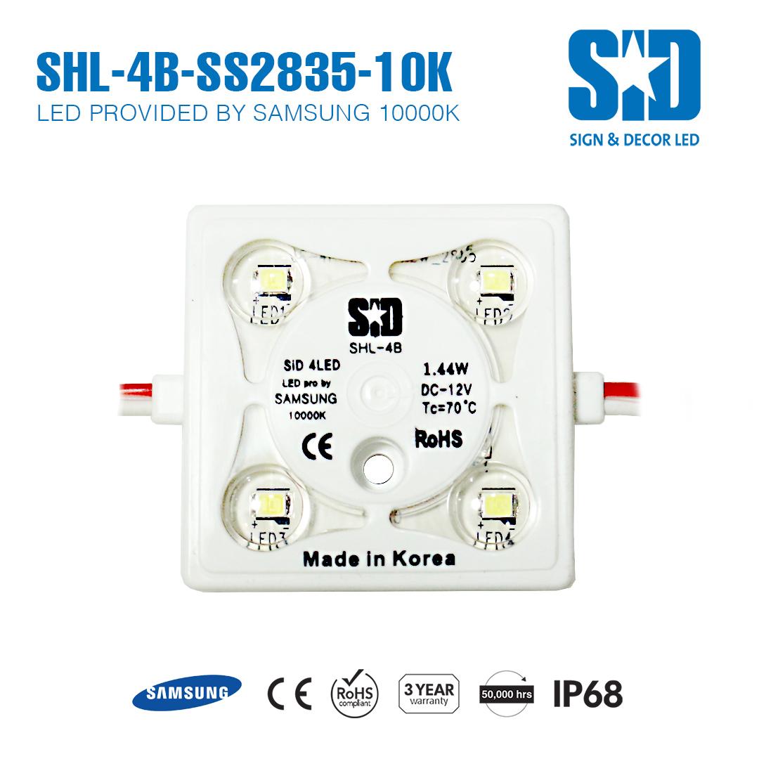 SHL-4B-SS2835-10K