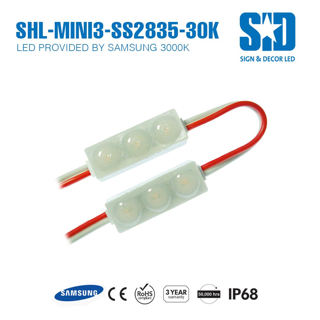 SHL-MINI3-SS2835-30K