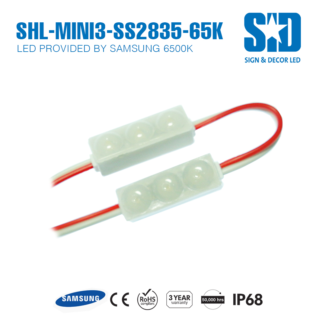 SHL-MINI3-SS2835-65k