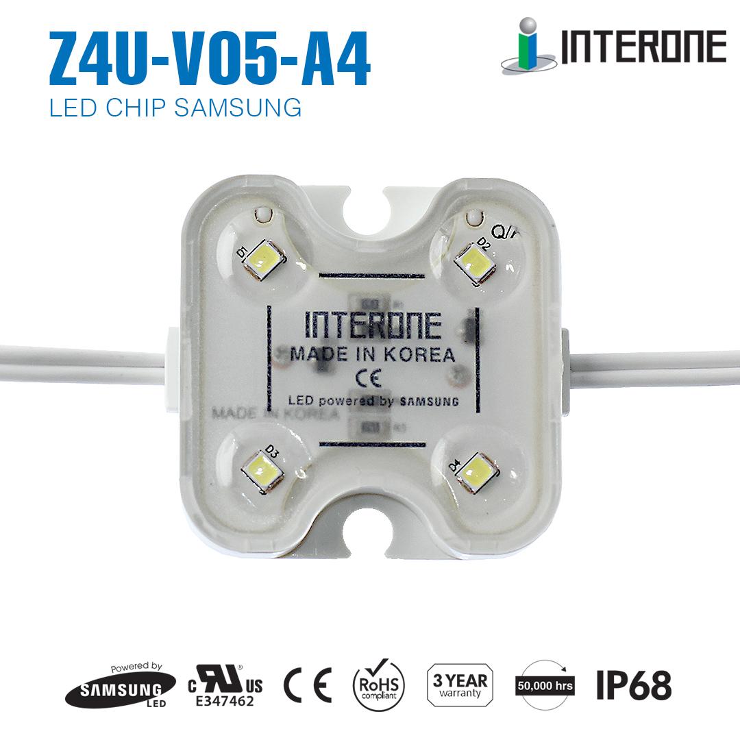 LED 4 Bóng Z4U-V05-A4