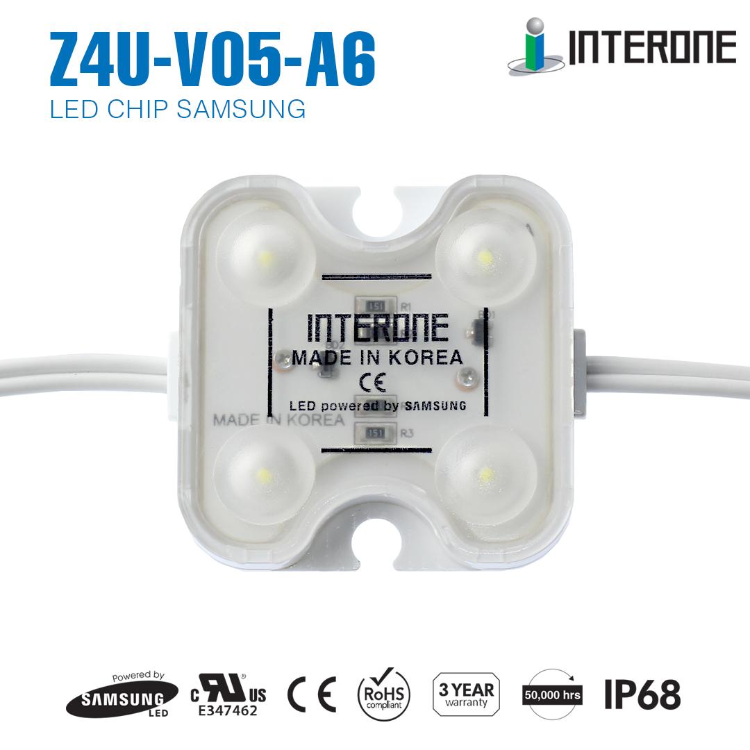 LED 4 Bóng Z4U-V05-A6