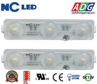 LED SAMSUNG 3 BÓNG 2835 HIỆU NC - ECO3S-HW-W12K