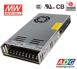 MEANWELL LRS 350-5