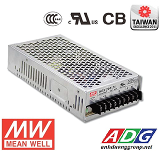 MEANWELL NES-200