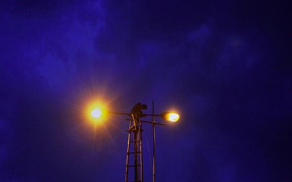 Đèn led chiều sáng truyền thống sẽ bị thay thế khi Ấn Độ triển khai dự án lớn nhất thế giới