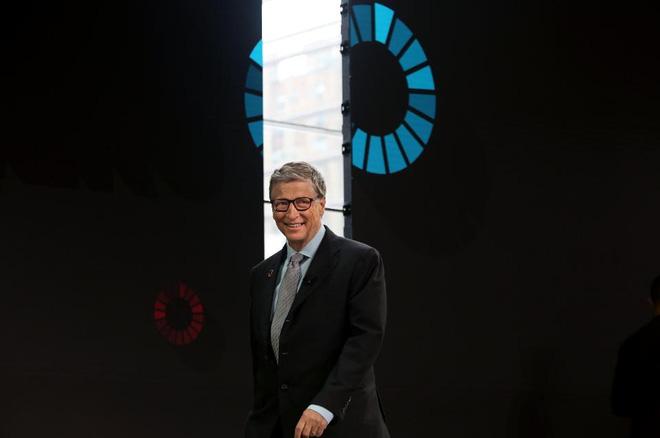 Bill Gates đang dùng Galaxy S8 của Samsung và đây là lý do vì sao ông chuyển sang Android