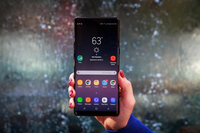"""Với Galaxy Note 8, Samsung đã giải quyết vấn đề muôn thuở mang tên """"hiệu năng thực tế"""""""