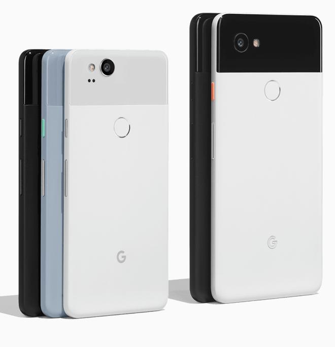 Pixel 2 và Pixel 2 XL chính thức ra mắt: Chụp ảnh xóa phông không cần camera kép, bóp cạnh viền, bỏ jack cắm tai nghe, chống nước IP67, giá từ 649 USD