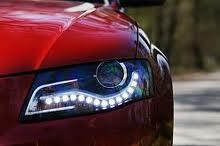 Ứng dụng sử dụng đèn LED trong thiết kế Oto