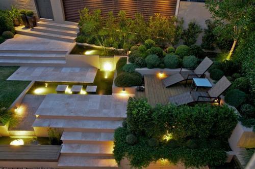 2 loại đèn LED dùng cho sân vườn nhiều nhất