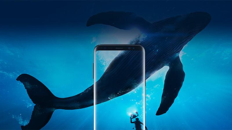 Thêm một quốc gia nữa bán Galaxy S8+ phiên bản RAM 6 GB khủng