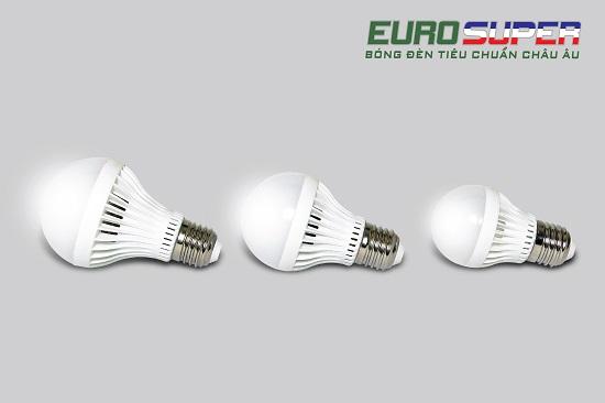 10 lợi ích của bóng đèn LED trong chiếu sáng