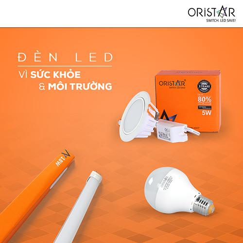 Sử dụng đèn LED trong chiếu sáng xu hướng thông minh thời đại mới