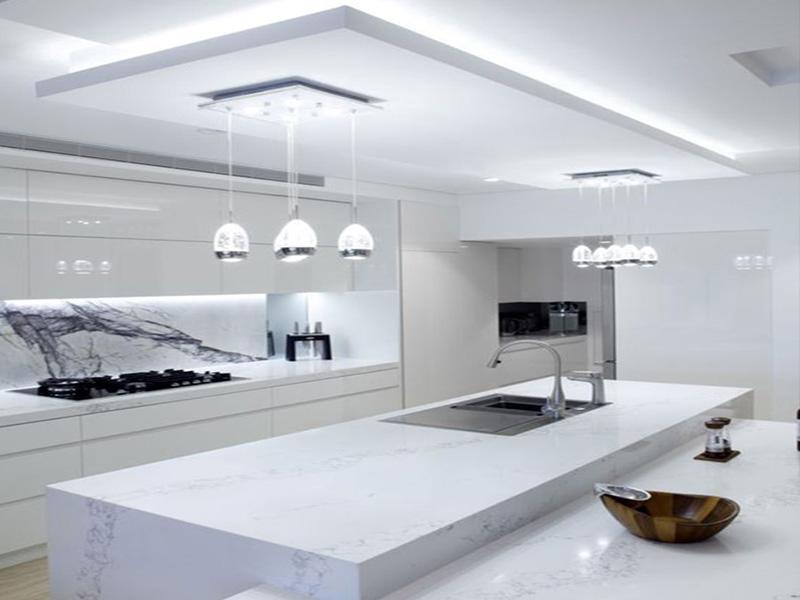 Đèn led thanh nhôm tủ bếp